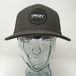 Oakley Factory Pilot Baseball Cap OSFM Damaged